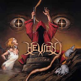 Hellion  - Rebel's Curse CD
