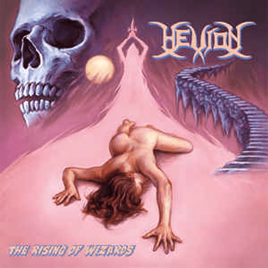 Hellion  - The Rising Of Wizards CD