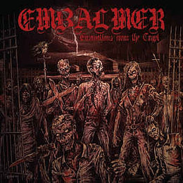 Embalmer - Emanations From The Crypt CD