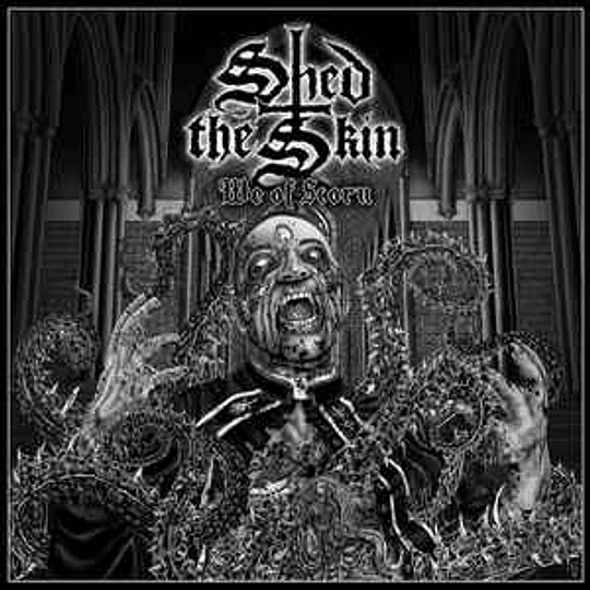 Shed The Skin - We Of Scorn CD