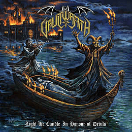 Vaultwraith - Light The Candle In Honor Of Devils CD