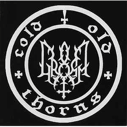 Gromm - Cold Old Thorns CD