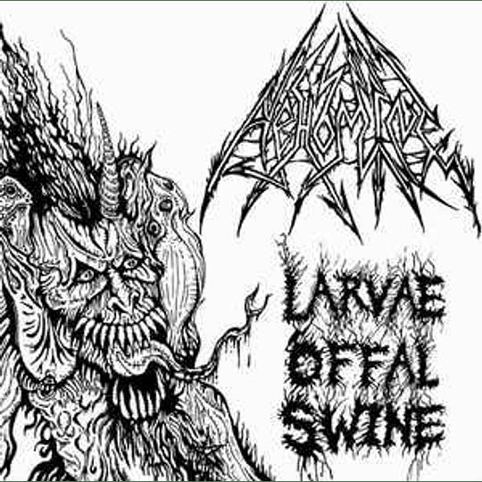 Abhomine - Larvae Offal Swine CD Dig