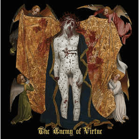 Profanatica - The Enemy Of Virtue 2xCD Dig