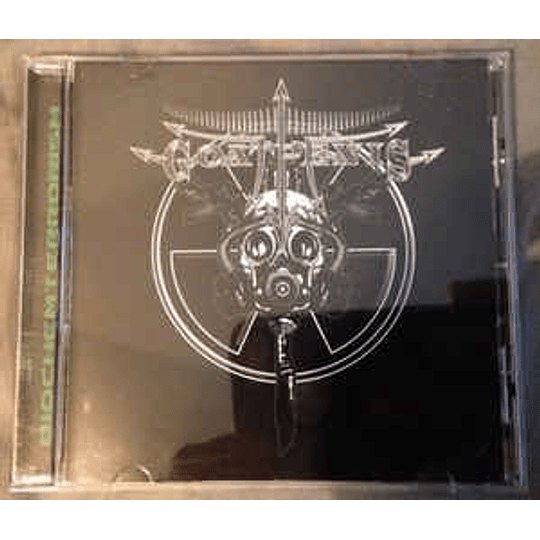 Goatpenis - Biochemterrorism CD
