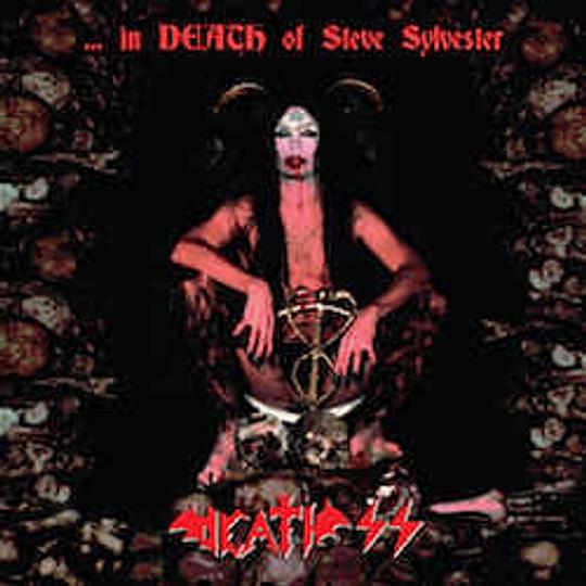 Death SS - In Death Of Steve Sylvester CD Dig