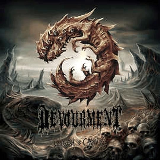 Devourment - Unleash The Carnivore CD Dig