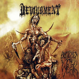 Devourment - Butcher The Weak CD Dig