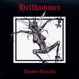 Hellhammer  - Demon Entrails 2xCD, Comp, RM