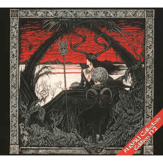 Absu - Barathrum: V.I.T.R.I.O.L. CD, Album, Ltd, RE, RM