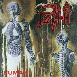 Death  - Human CD, Album, RE