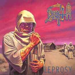 Death  - Leprosy CD, Album, RE