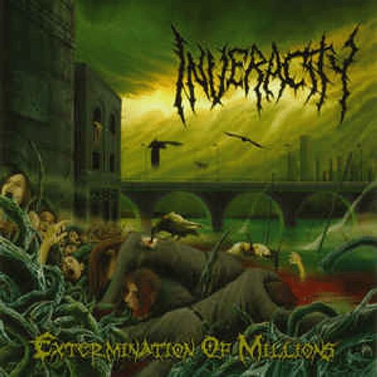 Inveracity - Extermination Of Millions CD