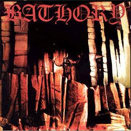Bathory - Under The Sign Of The Black Mark CD, Album, RE, RM, RP