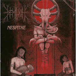 Demilich - Nespithe CD, Album, RE, RM