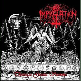 Imprecation - Theurgia Goetia Summa CD, Comp, RE
