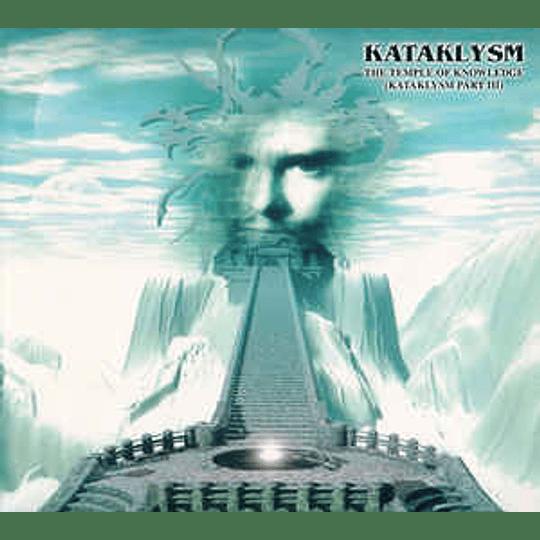 Kataklysm - Temple Of Knowledge (Kataklysm Part III) CD, Album, Enh, RE, Dig