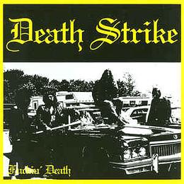 Death Strike - Fuckin' Death CD