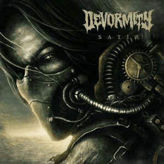 Devormity - Satir CD, Ltd, Dem