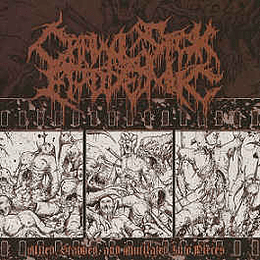 Crawl Sick Epidemic  - Killed, Stabbed, And Mutilated Into Pieces CD, Promo