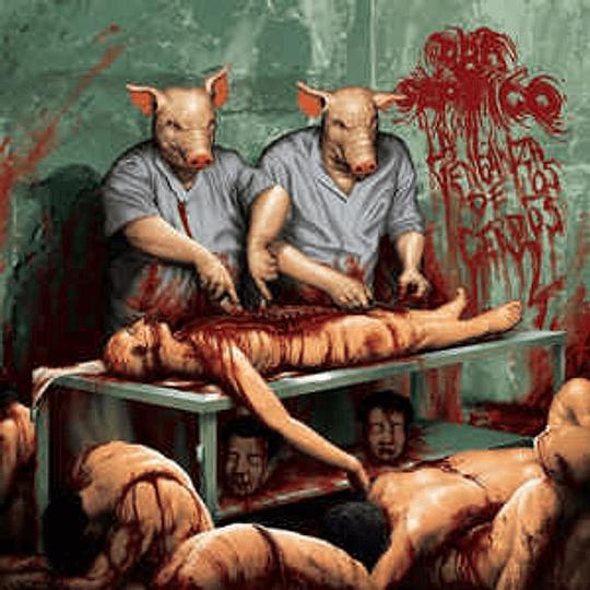 Pro Septico - La Venganza De Los Cerdos 2 CD