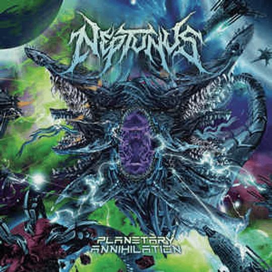 NEPTUNUS  - Planetary Annihilation CD