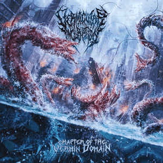 Vermicular Incubation - Chapter Of The Vermin Domain CD
