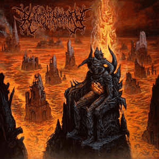 Relics Of Humanity - Ominously Reigning Upon The Intangible CD