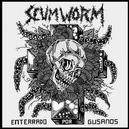 Scumworm - Enterrado Por Gusanos CD