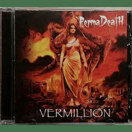 Perma Death - Vermillion CD