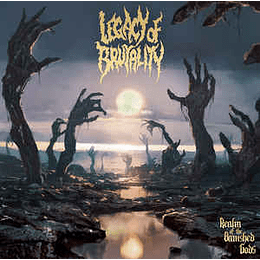 Legacy Of Brutality – Realm Of The Banished Gods CD