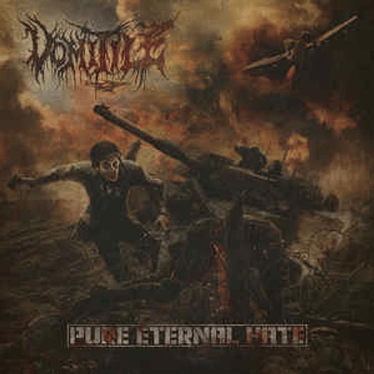 Vomitile - Pure Eternal Hate CD