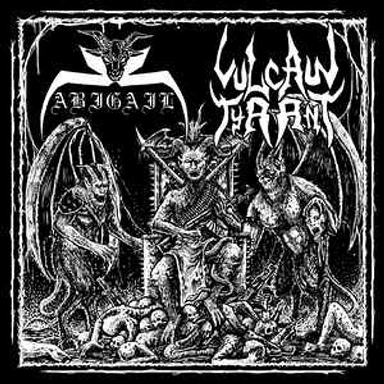 Abigail  / Vulcan Tyrant - Abigail / Vulcan Tyrant MCD
