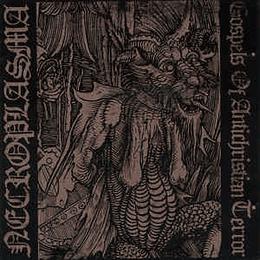Necroplasma - Gospels Of Antichristian Terror CD