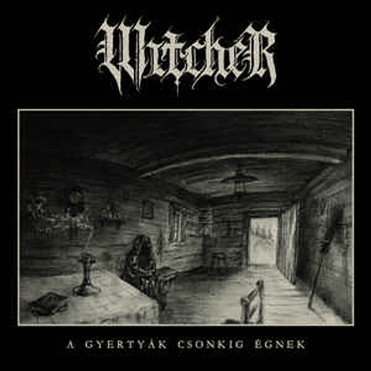 Witcher  - A gyertyák csonkig égnek CD