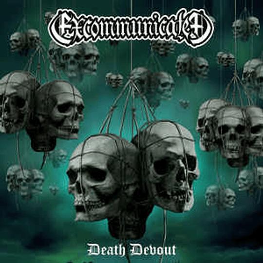 Excommunicated - Death Devout CD