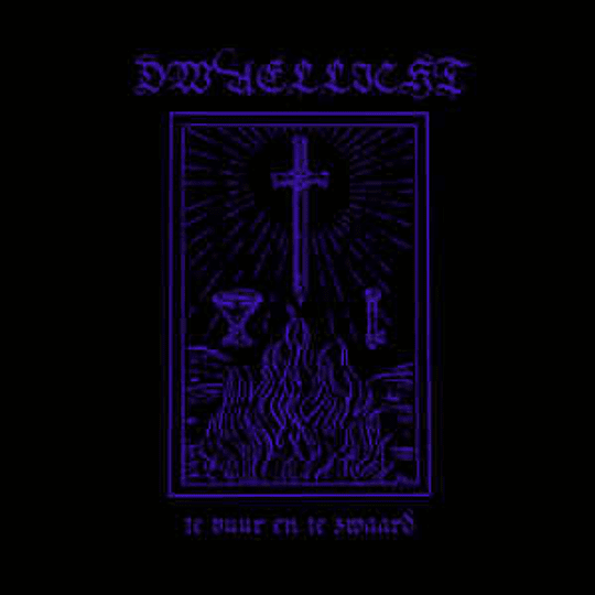 Dwaellicht - Te Vuur En Te Zwaard CD