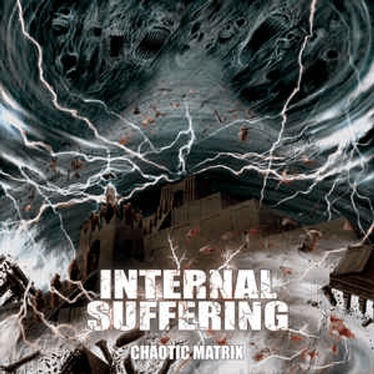Internal Suffering - Chaotic Matrix CD