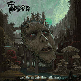 Funeralopolis - ...Of Deceit And Utter Madness CD