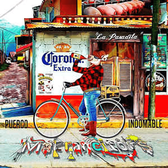 Marraneitors - Puerco indomable CD