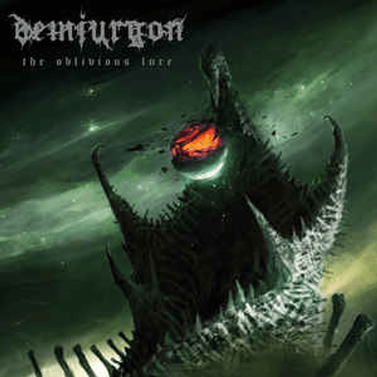 Demiurgon - The Oblivious Lure CD