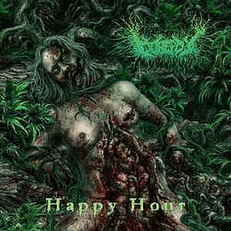 Gorepot - Happy Hour CD