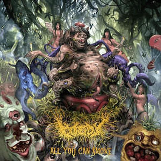 Gorepot - All You Can Smoke CD