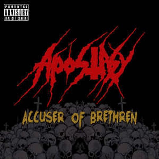 Apostasy (4) - Accuser Of Brethren CD