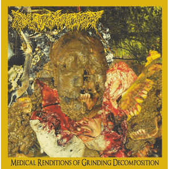 Pharmacist  – Medical Renditions Of Grinding Decomposition CD