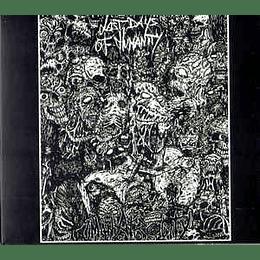 Last Days Of Humanity – Human Atrocity CD Dig