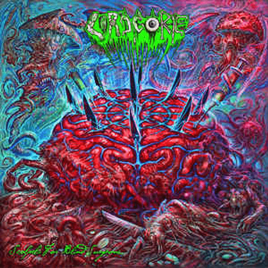 Lord Gore - Scalpels For Blind Surgeons CD