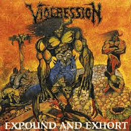 Viogression - Expound And Exhort 2xCD