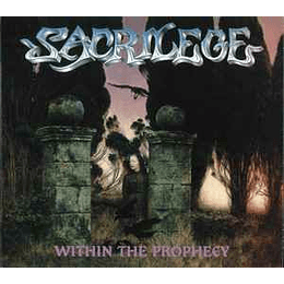 Sacrilege - Within The Prophecy CD,Dig