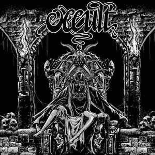 Occult (2) - 1992-1993 CD, CompDig